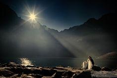 i znów plener ślubny w górach…