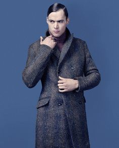 That coat, Barneys Fall/Winter 2012 Collections.
