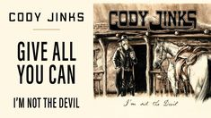 """Cody Jinks """"Give All You Can"""" from the album """"I'm Not The Devil"""" Written by Cody Jinks. Performed by: Vocals: Cody Jinks Bass: Joshua Thompson Lead Guitar: J. Fun Songs, Music Songs, Cody Jinks, Stagecoach Festival, Americana Music, Country Music Lyrics, All You Can, Music Mix, Greatest Songs"""