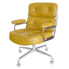 Eames Time Life Chair @ orange.1stdibs.com