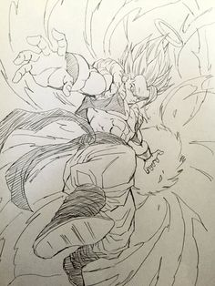 """Maximum Stardust Breaker"". Drawn by: Young Jijii! Found by: #SonGokuKakarot"