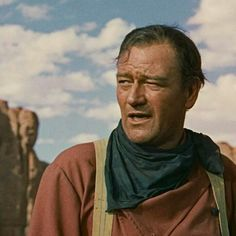 """Great shot from """"The Searchers""""."""