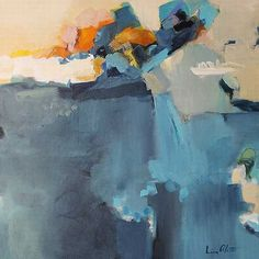 <li>Artist: Lina Alattar</li><li>Title: Dizzy at the Edge</li><li>Product type: Canvas</li>