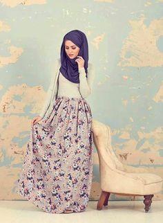Muslimah fashion inspiration