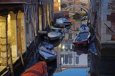 Viele Menschen hier verlassen sich auf ihre kleinen Motorboote als...