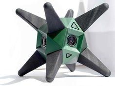 Sphericam 2 : une caméra 360° et 4K optimisée pour la VR sur Kickstarter - http://www.frandroid.com/produits-android/accessoires-objets-connectes/293666_sphericam-2-camera-360-4k-optimisee-vr-kickstarter  #ObjetsConnectés, #Réalitévirtuelle