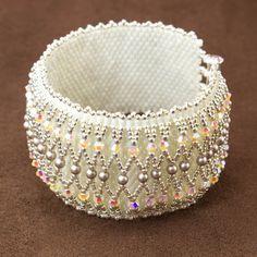 Pearly Gates Bracelet Kit - Beads Gone Wild  - 1