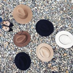 Hats on point #newobsession