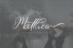 Matthew by Cropstudio on @creativemarket