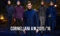 Fashion Times: Milan Fashion Week: Corneliani AW2015/16.