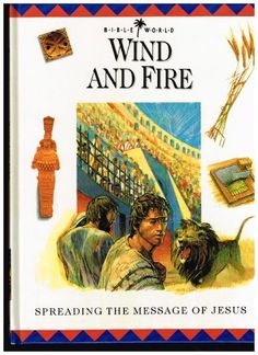 Wind and Fire: Spreading the Message of Jesus (Bible World) by John William Drane http://www.amazon.com/dp/0785279059/ref=cm_sw_r_pi_dp_U28Qvb0AFZQSX
