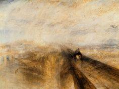 Afbeelding William Turner - Regen, Dampf und Geschwindigkeit