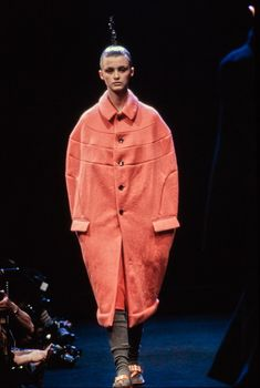 Comme des Garçons Fall 1995 Ready-to-Wear Collection Photos - Vogue