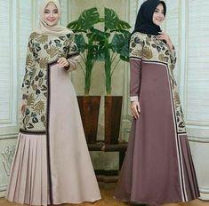 Modern Hijab Fashion, Batik Fashion, Modesty Fashion, Abaya Fashion, Muslim Fashion, Abaya Designs, Kurta Designs Women, Pakistani Fashion Party Wear, Mode Abaya