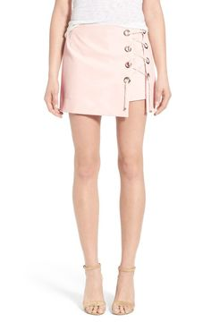 Rebecca Minkoff Stevia Lace-Up Detail Skort