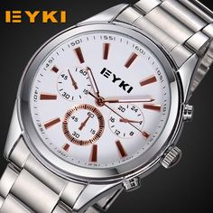 Find More Wristwatches Information about 2014 new fashion quartz watch luxury brandEYKI Waterproof relogios masculinos relogios femininos de marca famous clock lover's,High Quality Wristwatches from King's Zhou Store on Aliexpress.com