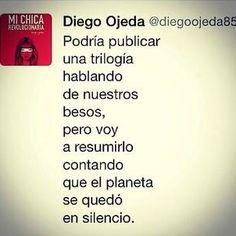 Poemario Mi Chica Revolucionaria.Diego Ojeda