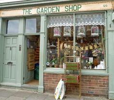 The Garden Shop, Columbia Road, Homegirl London