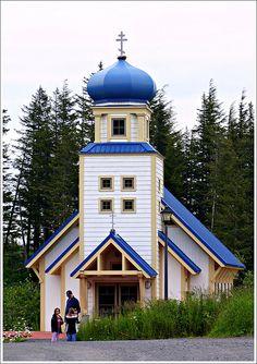 Nativity of the Theotokos Church    Nativity of the Theotokos Church, Chenega Bay, Alaska