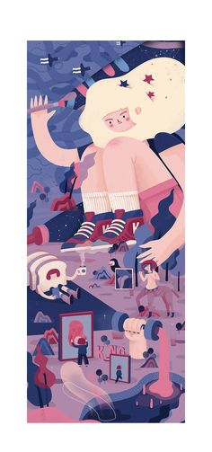 She Flowers floral pattern floral art floral flowers sexy grid fragment layout girl poster art poster challenge poster a day form lines poster illustration laconic composition abstract minimal House Illustration, People Illustration, Retro Illustration, Business Illustration, Graphic Design Illustration, Digital Illustration, Illustrations And Posters, Character Design, Creations
