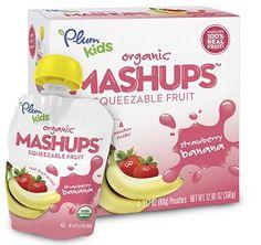 Plum Organics Kids Mashups, ONLY $1.74 each at Target!