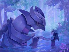 Pokemon - Dawn and Giratina
