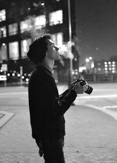 Lennon es fotógrafo.