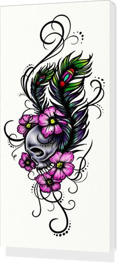 skull by sweettorture | Nuvango