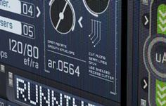 sci-fi interfaces - Google Search