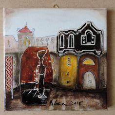"(un)intentional contemporary art in Transylvania: ""Life in the city"""