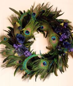 Gypsy House Designs: Peacock Feathers