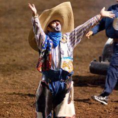 Rodeo Clowns
