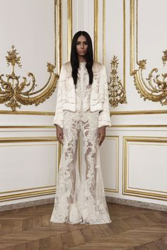 Givenchy Haute Couture Fall Winter 2010/2011