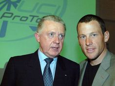 GENEVA (AP) — Former International Cycling Union president Hein Verbruggen defended the governing body's doping policy during the Lance Armstrong era and said it acted appropriately when it informed riders about suspicious test results.