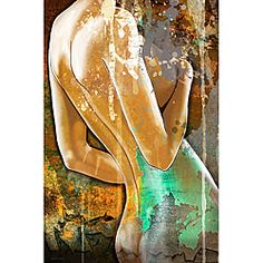 9317ecfd979c Maxwell Dickson  Essence  Modern Canvas Wall Art