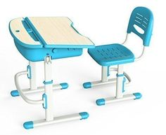 Wymo Kidz Ergonomic Kids Study Desk & Chair Blue Wymo Kidz http://www.amazon.com/dp/B00MIWF8W8/ref=cm_sw_r_pi_dp_8OLXwb1VBV80H