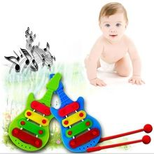 Free Shipping Instrument Kid Baby Colorful Xylophone Gift Music Percussion Educational Toy(China (Mainland))