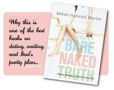 Looking for a book to give your teen girls on dating and relationships?  My teen daughter thinks this one is perfect, and shares why here --> http://www.moretobe.com/2013/08/10/truth-on-dating/