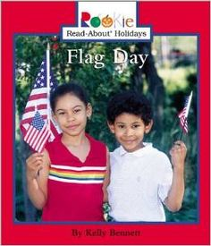 Flag Day - Rookie Reader about Holidays ~ Flag Day activities for kids by HowToHomeschoolMyChild.com