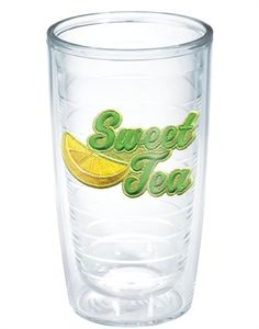 Always have my Tervis, and my tea...oh my gosh!!!!!!!!! I have to find one of these!! I love it!!!!!