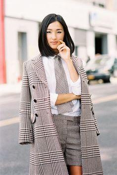 New York Fashion Week SS 2014....Nicole Warne