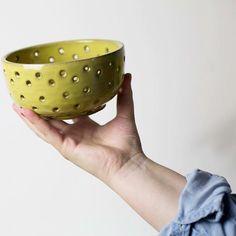 Berry bowls at fromscratchceramics.com