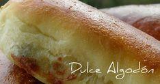 Nuevamente una receta de bollería, de esas que intentan acercarse a la versión industrial, y que al elaborarlas en casa ganan en sabor, ... Sweet Dough, Candy Cakes, Puerto Rican Recipes, Empanadas, Crepes, Hot Dog Buns, Donuts, Bakery, Favorite Recipes