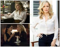Gillian Anderson i jej spektakularna metamorfoza - jak wycofana agentka Dana Scully stała się seksowną Stellą Gibson? [PORÓWNANIE]