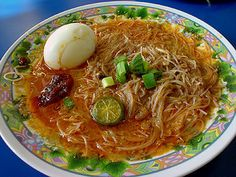 penang mee siam - Google Search