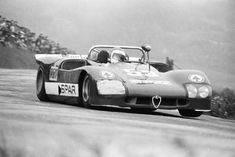 Autodelta Golden Years History Site Turin, Le Mans, Alfa Romeo Cars, Classic Sports Cars, Race Cars, Ferrari, Two By Two, Racing, History