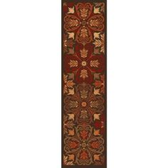 Shaw Living, Madera Brown 1 ft. 11 in. x 7 ft. 6 in. Runner, 3VF0475700 at The Home Depot - Tablet