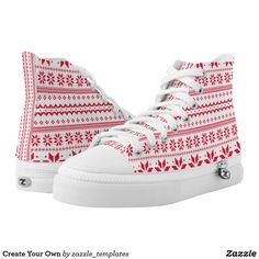 Customizable High Tops made by GarmentPrinter. Personalize it with photos & text or shop existing designs! Custom Sneakers, Traditional Art, On Shoes, Converse Chuck Taylor, High Tops, Athletic Shoes, High Top Sneakers, Your Style, Pairs