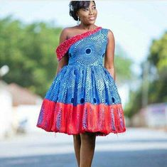 pictures for shweshwe dresses 2019 - style you 7 African Dresses For Women, African Women, Ghanaian Fashion, African Fashion, Shweshwe Dresses, Traditional Wedding Dresses, Summer Dresses, Clothes, Outfits