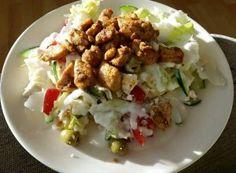 Babylónský salát od Adanecky Home Brewing Beer, What To Cook, Bon Appetit, Finger Foods, Food Inspiration, Potato Salad, Good Food, Food And Drink, Low Carb